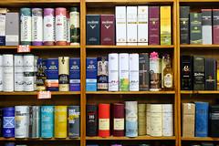 Whisky Galore (alancookson) Tags: whisky fortwilliam fujixt1scotland