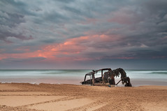 _DSC4914 (MarkD300s) Tags: aberdeenshire beach scotland seascape stcombs sunset unitedkingdom gb