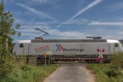 2229_2016_07_10_Haunetal_Unterhaun_Rheincargo_RHC_6145_086_mit_Kesselzug_Bad_Hersfeld (ruhrpott.sprinter) Tags: ruhrpott sprinter geutschland germany nrw ruhrgebiet gelsenkirchen lokomotive locomotives eisenbahn railroad zug train rail reisezug passenger gter cargo freight fret diesel ellok hessen haunetal unterhaun db cancantus cfla dispo eloc mrcedispolok bb rhc railpoolrpool railservices sbbc txlogistik txla wlb wienerlokalbahnencargo 101 120 151 152 185 193 411 415 428 1266 es64u2 es64f4 ice r5 lokzug taurus eccorail anrufschranke outdoor logo natur graffiti
