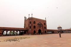 IMG_8607Old_Delhi_Jama_Masjid (donchili) Tags: delhi jama masijd india