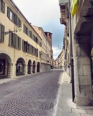 Udine (Cristina Birri) Tags: udine portici centro friuli strada street