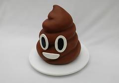 Torta Popo emoticon (mycake.nataliacasaballe) Tags: popo watsapp torta emoticon