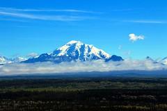 Mt. Wrangell (neukomment) Tags: august alaska canont5i copperriver wrangellmountianrange sky mountians wrangellsteliasnp creation nature