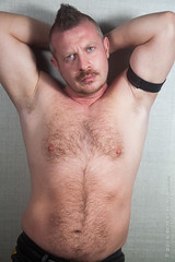 IMG_1441 (DesertHeatImages) Tags: chris culver hairy bear daddy top leather cam oklahoma dominant sexy furry