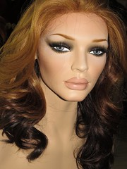 Rootstein Mannequin Jodie (capricornus61) Tags: rootstein display mannequin shop window doll dummy dummies figur puppe face woman women female feminine makeup portrait art body indoor hobby collecting