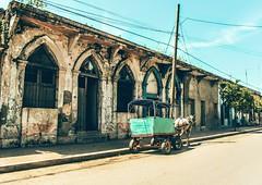 Old Town (sahakyanarman) Tags: town old cuba building street
