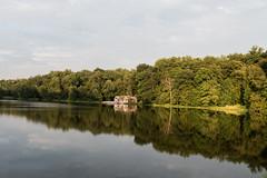 Lake View (jack .b.) Tags: nikond810 sigma2435f20artlens lake light reflections trees abuilding sunset landscape pennsylvania chestercounty