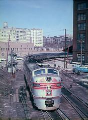 CB&Q E9 9988B (Chuck Zeiler) Tags: cbq e9 9988b burlington railroad emd locomotive train chz chuck zeiler