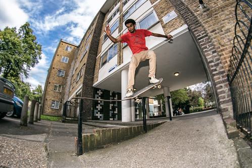 Liam Coutney - Crook - Clapham - London