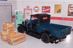 1931 Chevrolet Roadster pickup diecast 1:24 made by Danbury Mint (rigavimon) Tags: danburymint diecast miniaturas 124 1931 chevrolet roadster pickup camionetas