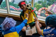 Inazuma Eleven x #AMG2016: 042 (FAT8893) Tags: amg2016 animangaki animangaki2016 cosplay inazumaeleven level5 malaysia soccer fubuki shirou shawn froste mamoru endou mark evans kazemaru ichirouta nathan swift