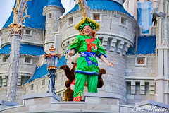 Celebrate The Season (disneylori) Tags: celebratetheseason disneyperformers christmas magickingdom waltdisneyworld disneyworld wdw disney