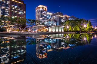 Real Image / Virtual Image, Tokyo Marunouchi