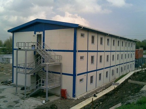 Advantages of Prefabricated Steel Buildings