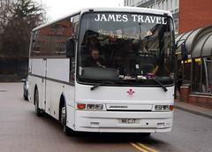 James Travel M11CJT (LSK821) (M984HHS) Volvo B10M-62 Jonckheere Deauville ex Parks of Hamilton & Turners (chrisbell50000) Tags: travel favorite bus ex station james volvo coach cheshire hamilton parks chester deck single former favourite jonckheere turners deauville decker b10m62 lsk821 m11cjt chrisbellphotocom m984hhs