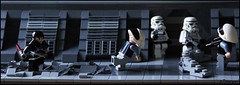 Star Wars The Force Unleashed - Fighting at the Front (n7mereel) Tags: trooper macro canon eos rebel grey star cool smash fighter force lego jacob january tie 100mm stormtrooper wars fighting fron unleashed nyon n7 mereel werft 2013 60d n7mereel strakiller