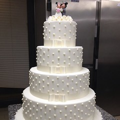 Wedding Cake.         #pasticceria #pasticceriapeggi #wedding #weddingcake #cake #cakedesign
