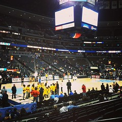 This should be a fun night at a nuggets game. Great seats all paid for by the company :D / on Instagram http://instagr.am/p/UccoNzsmnL/ (JonZenor) Tags: photos tumblr instagram