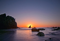 Dark Star (screenstreet) Tags: longexposure sunrise seascapes southcoast narooma glasshouserocks colorefexpro nd110 tokina1116mmf28