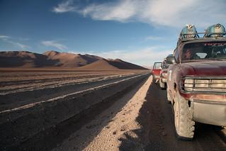 Siloli / Salvador-Dalí-Wüste Detour