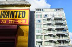 Rising Inequalities-13 (Alangreig) Tags: newyorkcity urban usa ny newyork brooklyn politics gentrification verticality