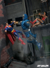 Supes and Wonder Woman versus Darkseid (Clarkent78) Tags: toy toys actionfigure superman wonderwoman actionfigures dccomics mattel diorama dcu darkseid toyphotography dcuniverse matteltoys dcuc toydiorama dcuniverseclassics clarkent78 jeffquillope toyphotographyaddict