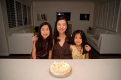 Jane's Birthday (arkworld) Tags: family jane tradition janesbirthday progresspics phototradition cocosbananacreampie