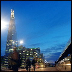 The Shard, London (Mel Ndiweni) Tags: london 6x6 film hasselblad 400 shard portra 120mm 80mm 500cm plannar selfdev