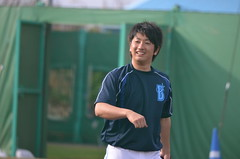 DSC_0421 (mechiko) Tags: 横浜ベイスターズ 130202 横浜denaベイスターズ 三嶋一輝