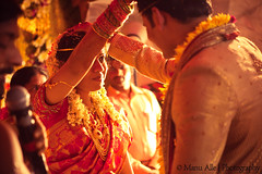 united forever (Manogna Reddy) Tags: wedding groom bride indian marriage ritual reddy telugu pelli manogna