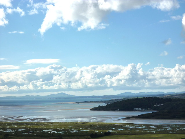 Dwyryd Estuary and Portmeirion