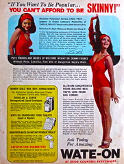 Vintage Advertisement  1960s Wate-On 2 (Christian Montone) Tags: vintage ads advertising 1960s vintageadvertising vintageads magazineads