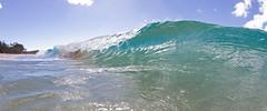shorebreak (bluewavechris) Tags: ocean sea beach water face hawaii surf barrel scenic wave maui spray foam lip curl swell makena bigbeach