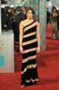 The 2013 EE British Academy Film Awards (BAFTAs) held at the Royal Opera House - Arrivals Featuring: Gemma Arterton