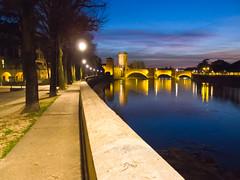 Adige (Stefano@59 Ph.) Tags: fiume verona castelvecchio adige olympusxz1