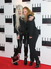 Juno Temple and Kristen McMenamy,accepting the Contemporary Brand of the Year winner on behalf of McQueen The Elle Style Awards 2013 held at the Savoy - press room Featuring: Juno Temple,Kristen McMenamy