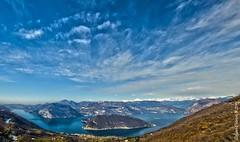 depth (Los@Patro) Tags: santa sky lake mountains lago maria filter depth 18105 golgi iseo polarizing d5100