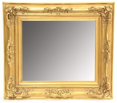 46. Large Continental Wall Mirror