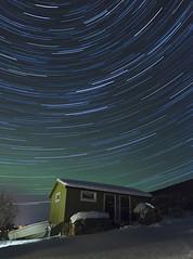 Aurora Borealis with stars (csaba-kovacs.com) Tags: light norway night star long expo north trails trail aurora northern borealis fny norvgia sarki csillag szaki csillagjrs hzs