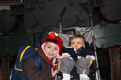 JP&Theo (vacca_rabite) Tags: kids train war civil bo museam memnon