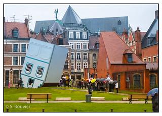 Lille, maison [Explore]