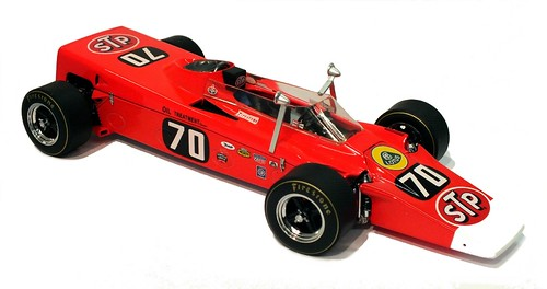 True Scale Lotus 56 STP Turbine