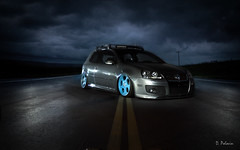 photoshop1 (txtdavid) Tags: vw mercedes garage wheels hard bags gti parker mkv mk5 alphards