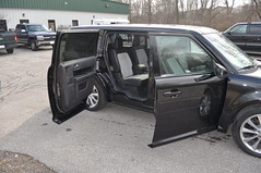 "2012 Ford Flex Rear Suicide Doors • <a style=""font-size:0.8em;"" href=""http://www.flickr.com/photos/85572005@N00/8497479339/"" target=""_blank"">View on Flickr</a>"