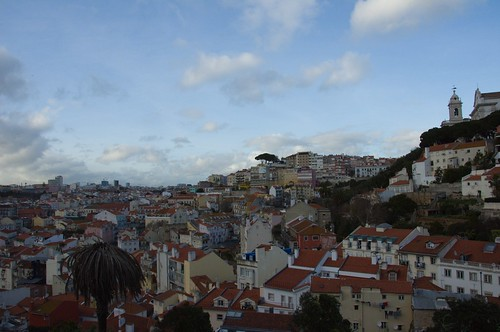 Afternoon view from Bairro Alto ©  Still ePsiLoN