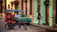Havana - Cuba (IV2K) Tags: sony havana cuba centro castro fidel caribbean alpha cuban habana hdr photomatix tonemapped a900 blinkagain