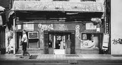 Old Skool Barber Shop. (A-FIQSTER) Tags: street leica shop 35mm photography f14 voigtlander kuala nokton lumpur babrber leicam8 voigtlandernokton40mmf14