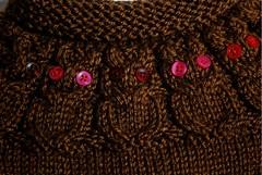 Casaco de Corujas para Manuela - Detalhe das costas (Valeria Ferreira Garcia) Tags: sweater handknit corujas tric casaco owlet suter katedavies