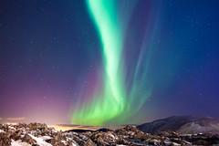 auroraland (s k o o v) Tags: snow zeiss stars iceland aurora bluelagoon northernlights frostbite grindavik 35zef2