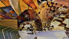 cooling domes blend 2b (Ronald Fitch) Tags: fractal 3dfractals mandelbulb mandelbulb3d